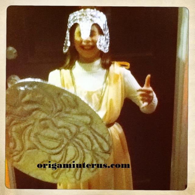 Athena   s Corinthian Helmet  A How-to GuideHow To Make Athenas Helmet